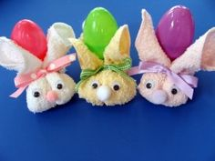 I need to make some of these for the kids at Easter...I have one my Grandma made me many years ago.