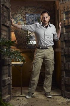 Michael Emmerson as Ben Linus