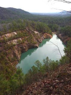 Blue Hole, Arkansas