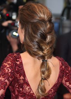 The Best (And Boldest) Braids From Cannes - Daily Makeover