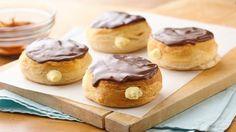 Cannoli Doughnuts Recipe | Pillsbury | Recipe - ABC News