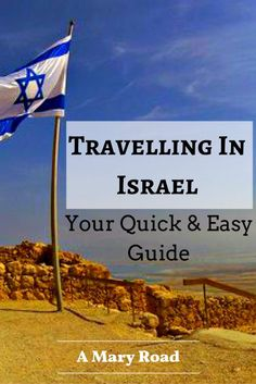 travelling in israel