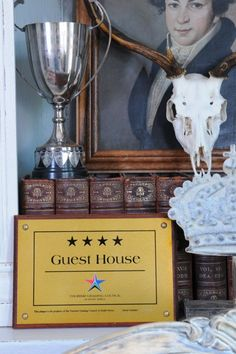 For bed and breakfast accommodation in Johannesburg, Abbey Guesthouse is the place to stay. Business Centre, Bed And Breakfast, Stars, Sterne, Star
