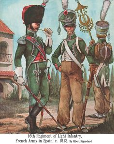 """Rigo """"Le Plumet"""" Plates - Page 44 - Armchair General and HistoryNet >> The Best Forums in History"""