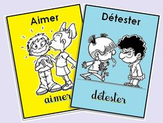 French Teaching Resources, Teaching French, Teaching Tools, French Classroom, Preschool Learning Activities, French Lessons, Language, Animation, Comics