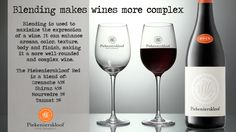Why blend wine?