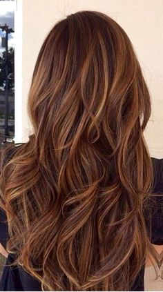 Long Layer Hair Cuts
