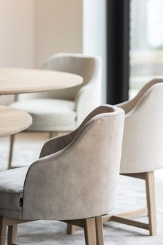 Kitchen Dining, Dining Chairs, Room Decor, House Design, Living Room, Interior, Modern, Inspiration, Furniture