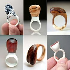 July 2009 | The Carrotbox modern jewellery blog and shop — obsessed with rings-  emily watson