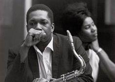 John & Alice Coltrane