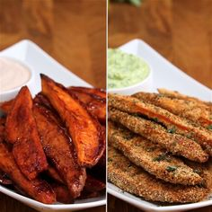 Sweet & Savory Sweet Potato Wedges by Tasty Low Carb Dinner Recipes, Raw Food Recipes, Gourmet Recipes, Cooking Recipes, Healthy Recipes, Diet Recipes, Chicken Recipes, Avocado Recipes, Shrimp Recipes