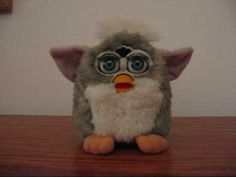 Observing a Furby - YouTube