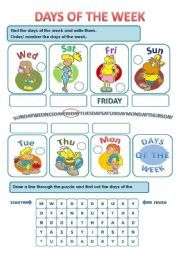english worksheet traffic signs picture dictionary