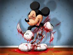 Zombie Mickey                                                                                                                                                                                 More