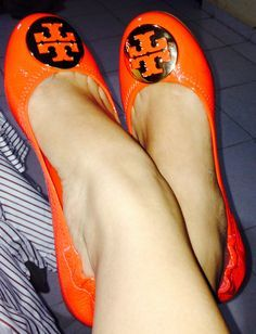 TORY BURCH SHOES,I would definitely wear them to work or shopping!!