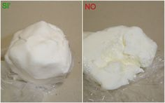 La Bottega delle Fate: Cracks on the corn dough: Causes and remedies