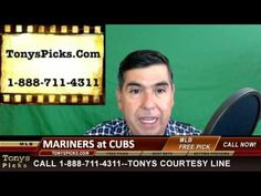 Seattle Mariners vs. Chicago Cubs Pick Prediction MLB Baseball Odds Prev...