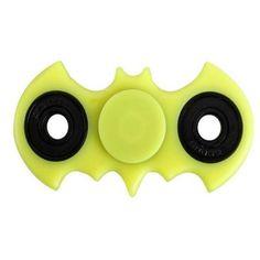 ITSSpinner™ Batman Plastic Light Green Hand Spinner