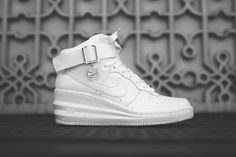 NIKE LUNAR FORCE 1 SKY HIGH (MONOTONE PACK) | Sneaker Freaker