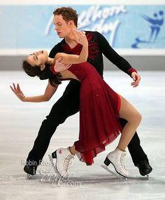 Madison Chock & Evan Bates, Nebelhorn Trophy 2015
