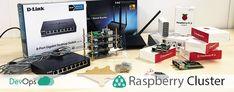 Raspberry Cluster - S01E01