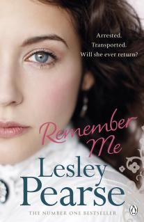 Remember Me - The Official Lesley Pearse Website