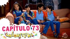 Chiquititas (22/12/16) - Capítulo 73 - Completo