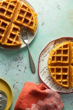 Antebellum Rice Waffles. Southern gluten-free waffles from the Big Jones Cookbook. Based on a century old recipe from the Carolina Rice Kitchen. Delicious.