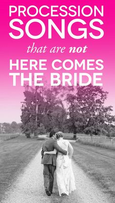 Wedding Processional Songs On Pinterest