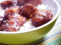 Un Grain de Flolie - Une recette chinoise : le poulet au citron