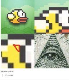 Flappy Bird - Illuminati