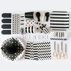 Little Monster Co. | 19 Epic Online Stores That Are Perfect For Anyone Planning A Kid's Party #party #monochrome #littlemonsterco