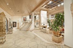 A Desert Oasis in Las Vegas Is up for Auction