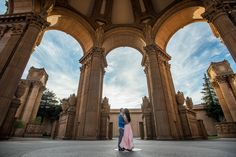 Palace of. Palace of Fine Art, San Fr -San Francisco - Engagement photos locations ideas. Palace of.