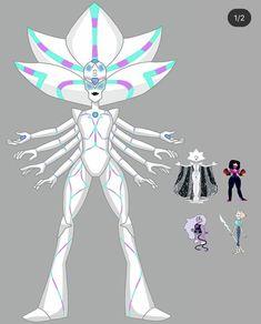 Steven Universe Quotes, Steven Universe Fan Fusions, Pink Diamond Steven Universe, Gem Fusions, Steve Stevens, She Ra Princess Of Power, Best Fan, Character Design, Anime