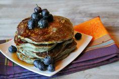 Greek Yogurt Pancakes 1