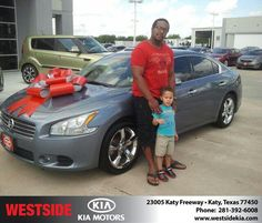 #HappyBirthday to Evan Coleman from Everyone at Westside Kia!!
