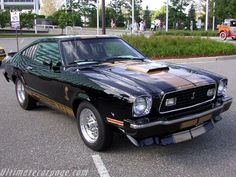 1976 Mustang Cobra | 1976 Mustang Cobra II - Ultimatecarpage.com - Images, Specifications ...