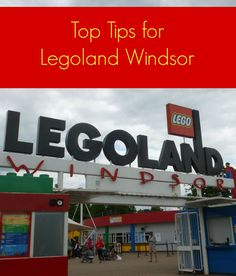 My Top 5 Tips for Legoland Windsor to ensure you and your family have a fun day out