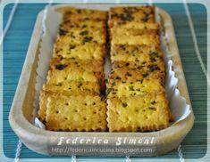 La cucina di Federica: Frollini salati al mais