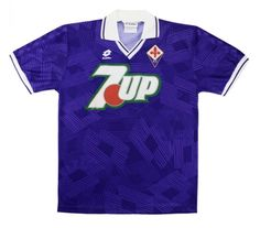 9427c2348 1992-93 Fiorentina Player Issue Home Shirt (Very Good) XL