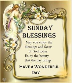 422 Best Sunday Blessings Images In 2019 Good Morning Quotes