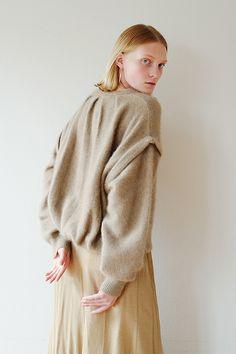 Knitwear, Fur Coat, Turtle Neck, Knitting, Sugar Rose, Sweaters, Pants, Jackets, Fashion Design