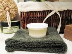 Pearls & Mason Jars: Simple Homemade Face Scrub