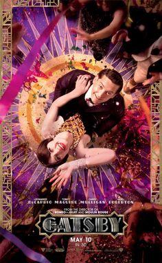 O Grande Gatsby: Festa e romance em novos cartazes, fotos e trailer - Notícias de cinema - AdoroCinema
