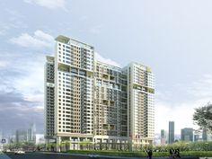 Bán chung cư Golden west residence | http://www.muabanbatdongsan24gio.net, chung cư Golden West, chung cư điện lực, Trung Yên Plaza