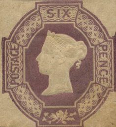 Forged Stamps of Great Britain Queen Victoria – Stampforgeries of the World Uk Stamps, Postage Stamps, Anglo Saxon, Penny Black, Queen Victoria, Stamp Collecting, Great Britain, Vintage World Maps, New Zealand