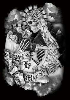 Hasta la muerta