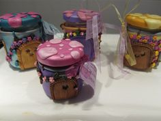 more whimsy candle holders