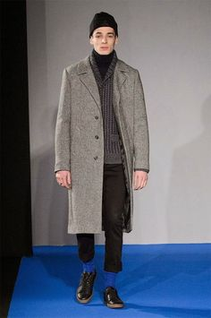 Agnés B Fall/Winter 2015 - Paris Fashion Week